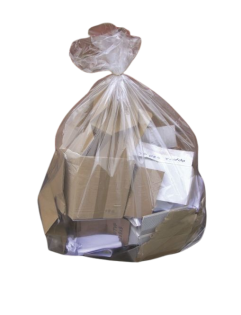 Clear Sacks - Standard