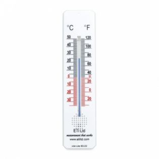 White Room Thermometer