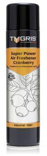 Super Power Air Freshener 750ml: Cranberry