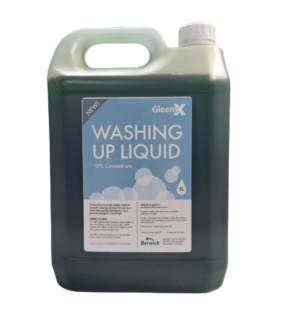 GleemX Washing Up Liquid 10%