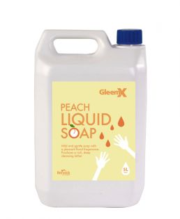 Peach Liquid Soap