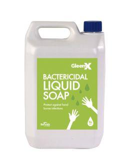 GleemX Bactericidal Liquid Soap **