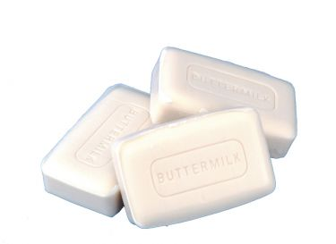 Buttermilk Soap Bars