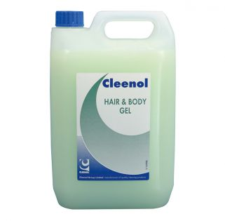 Hair And Body Gel 5L