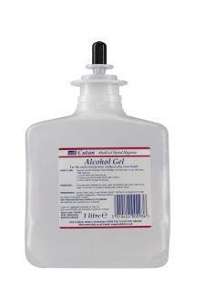 Cutan Gel Hand Sanitiser 1L