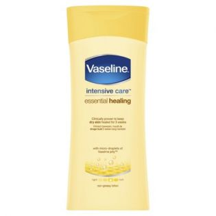 Vaseline Essential Healing Hand and Body Lotion 400ml