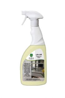 Clinging Oven Cleaner 750ML