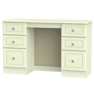 Europa Elegance: Dressing Table Double