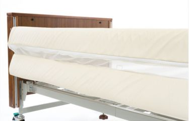 Trix Bed Bumpers White