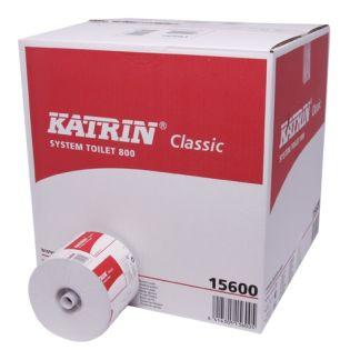 Katrin 2Ply White Ultima Toilet Tissue