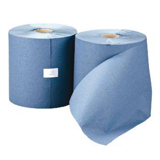 Leonardo Roll Handtowel 1Ply Blue