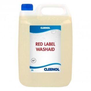 GleemX Glint Machine Detergent Plus 5L