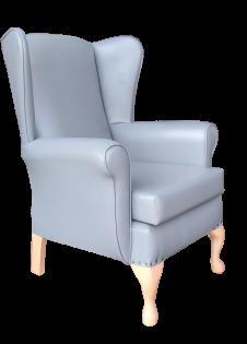 Richmond Hi-Back Chair Pewter