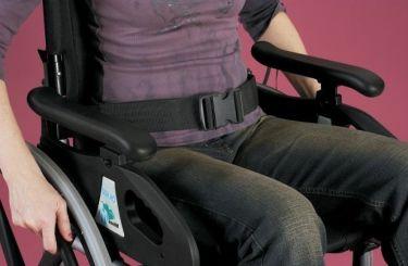Safety Strap - Wheelchair