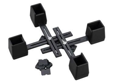 Adjustable Linked Static Chair Raisers