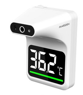 Wall Mounted Thermometer - MDD Approved