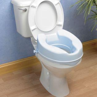 Derby Prima Raised Toilet Seat 15cm